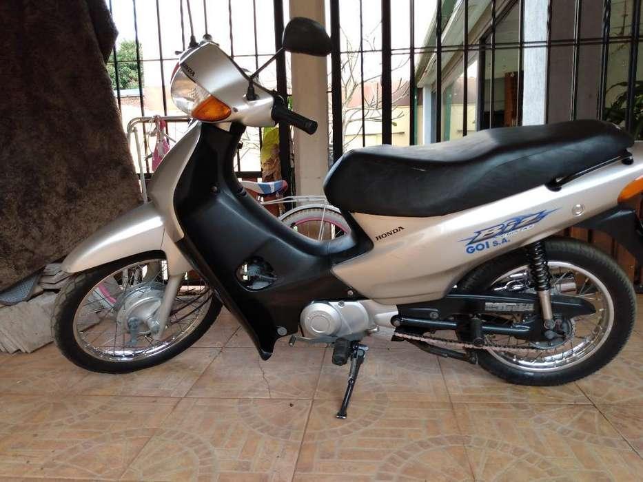 Honda Biz 19000kilometros