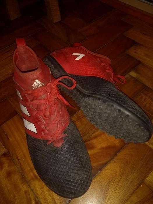 Botines Tipo Botita Futbol5 Adidas