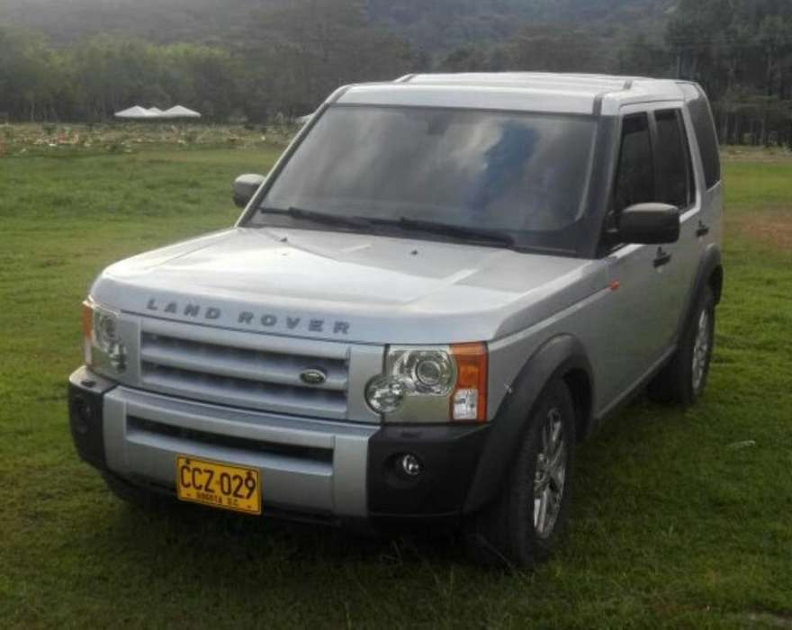 Land Rover Discovery 2007 - 207000 km
