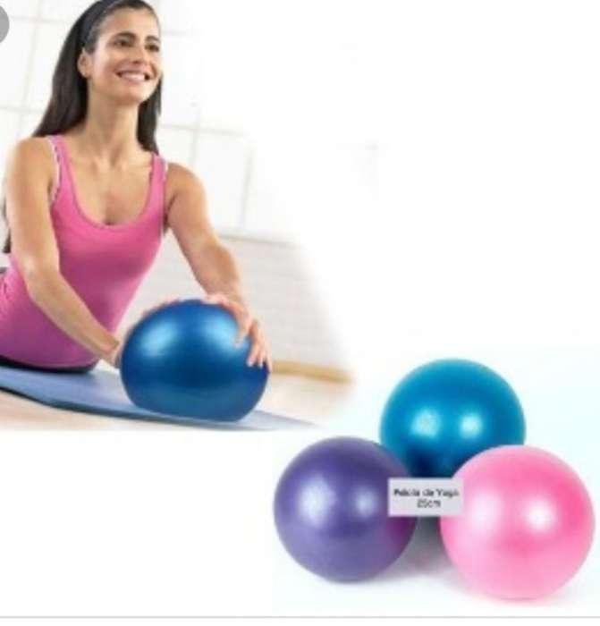Balon Yoga Pilates Gimnasia 24 Cm