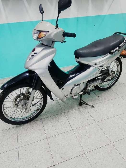 Auteco Activ Modelo 2006 Solo Tarjeta