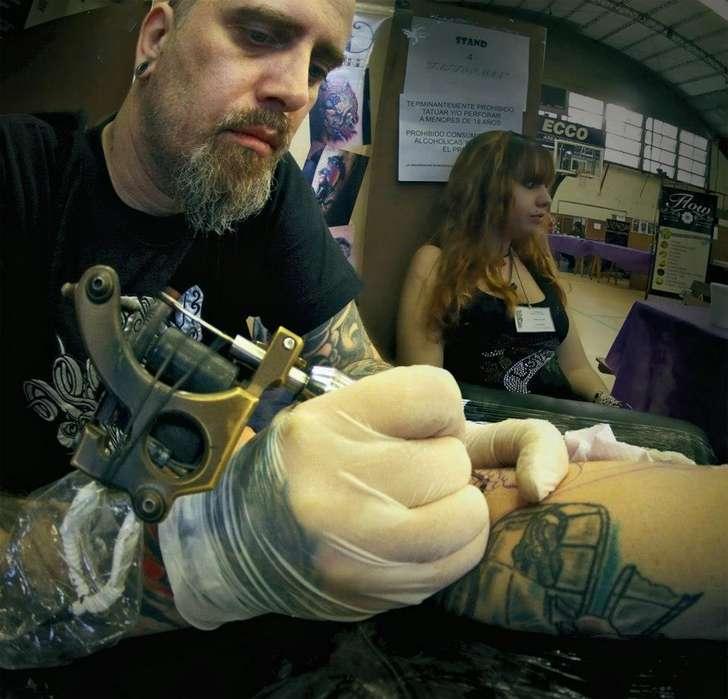 Aprendé a tatuar
