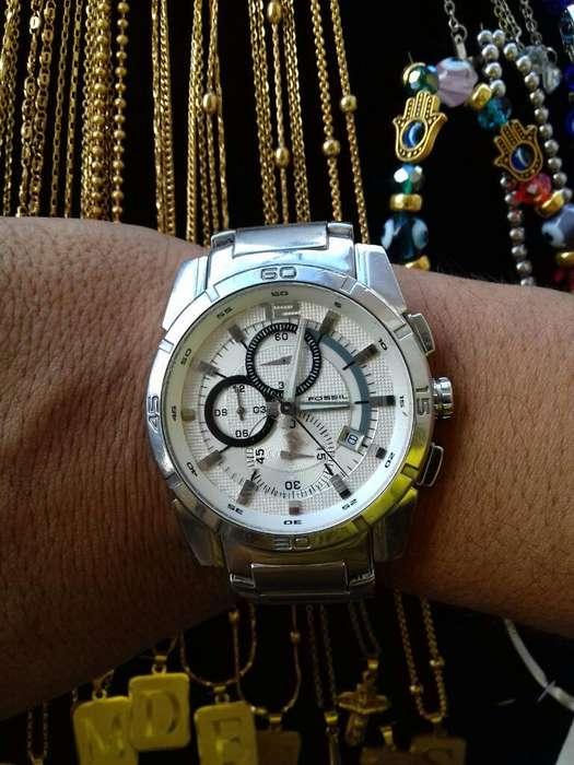 Reloj Original Fossil Cambio con Celular
