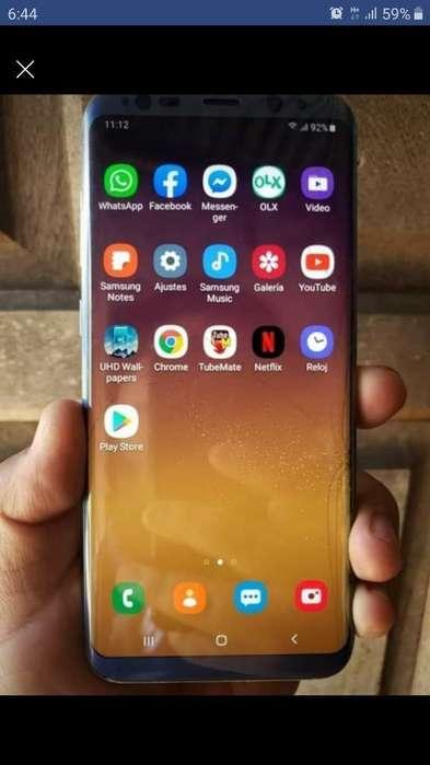 S8 Plus Detalle
