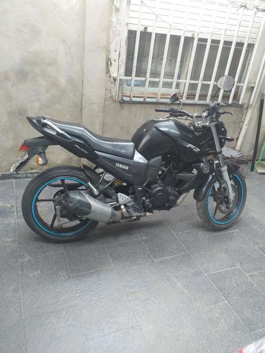 Moto <strong>yamaha</strong> Fz 16