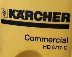 Hidrolavadora Karcher
