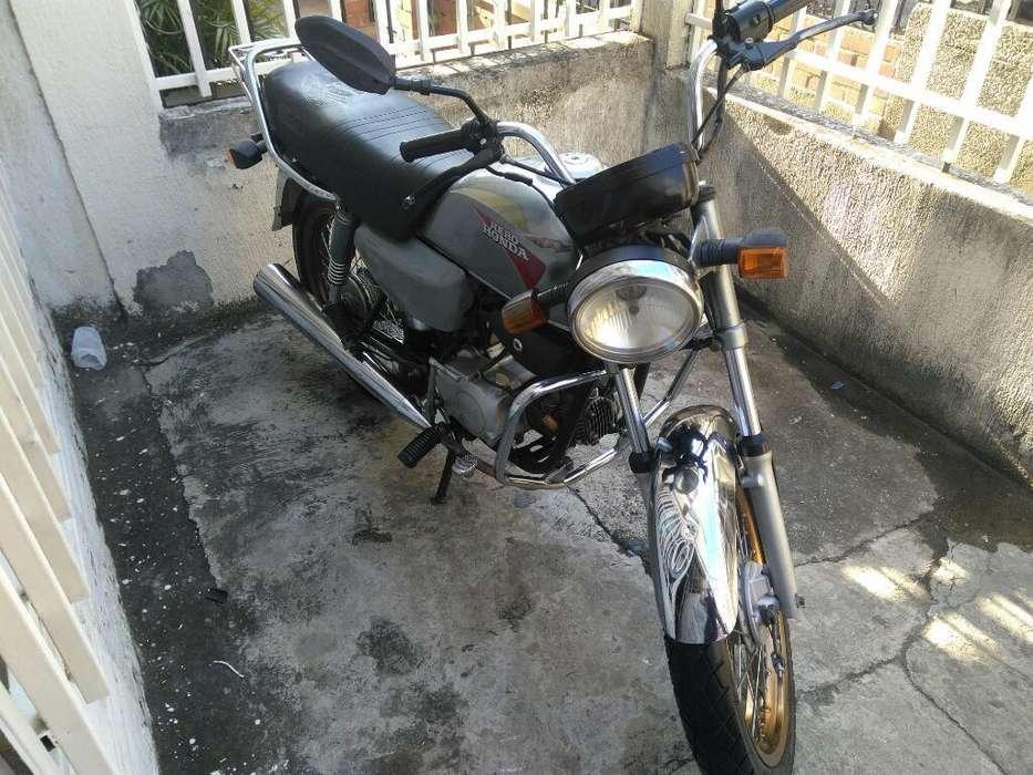 Vendo Moto Honda Hero Eco 100
