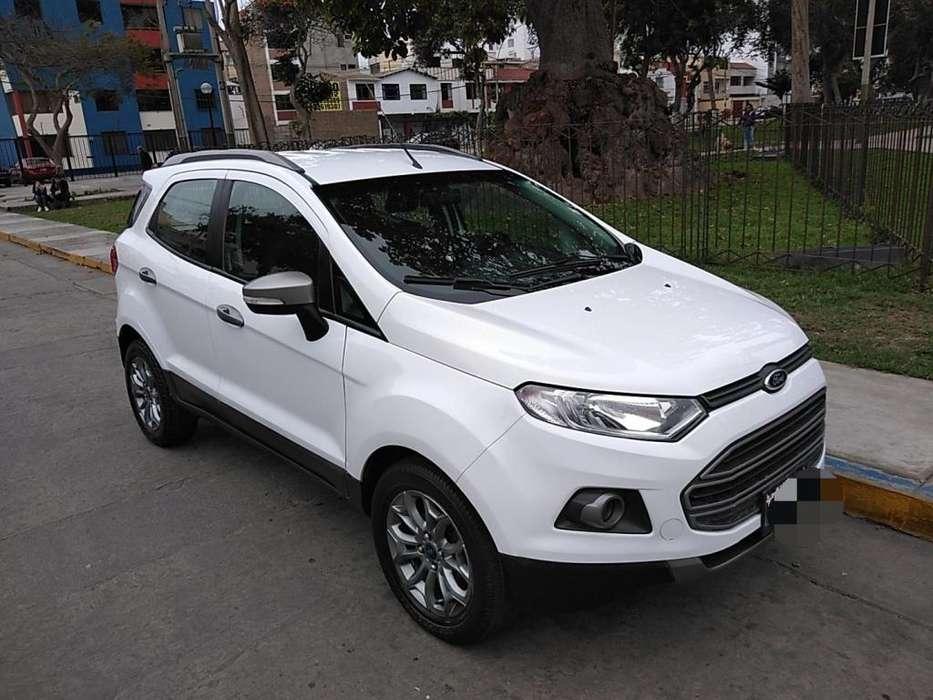 Ford Ecosport 2013 - 63400 km