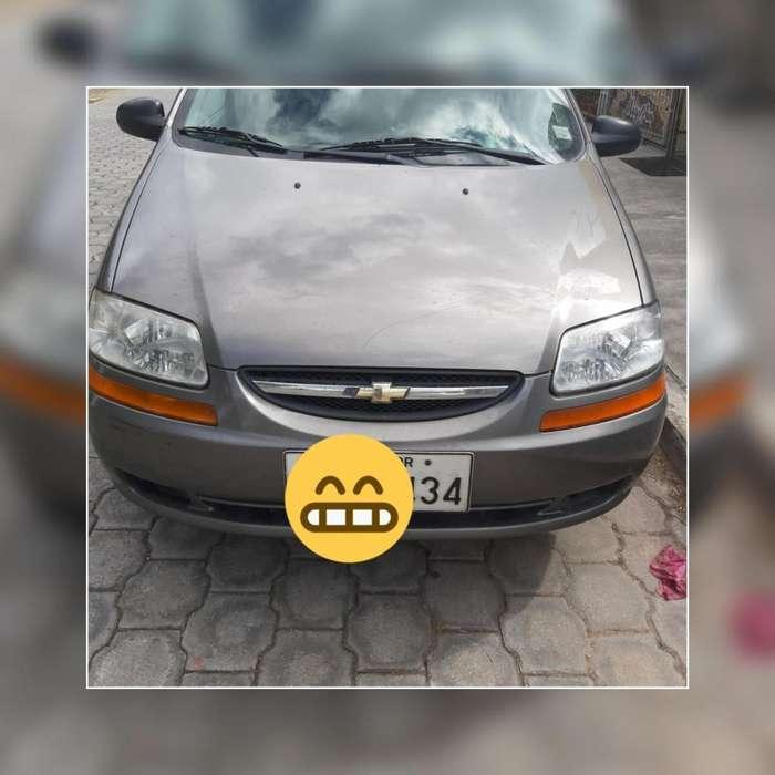 Chevrolet Aveo Family 2015 - 117000 km