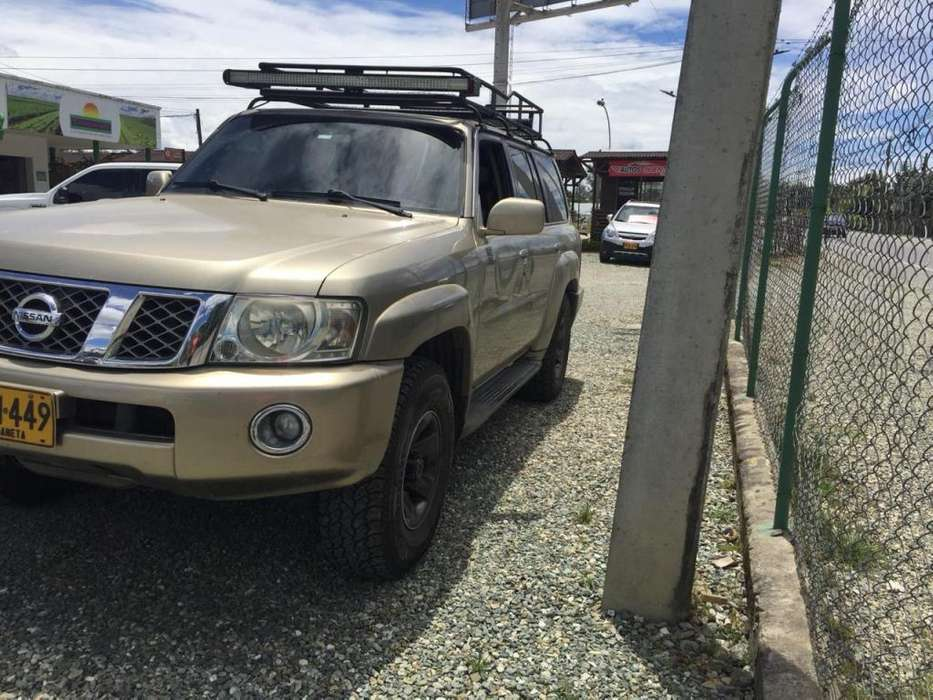 Nissan Patrol  2007 - 154000 km