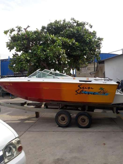 Lancha 20 pies en Barranquilla