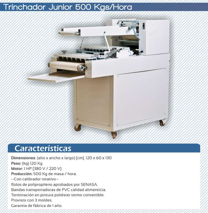 Trinchador Junior