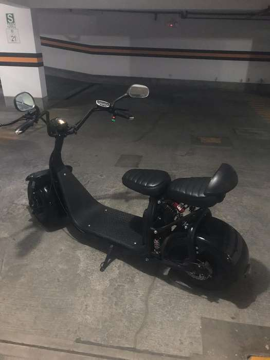 Scooter Eléctrico - Moto Scooter