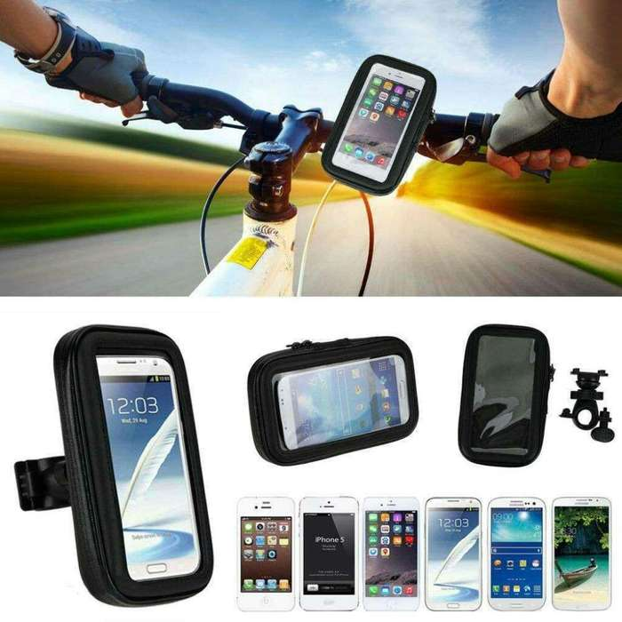 Holder Impermeable Moto O Bicicleta
