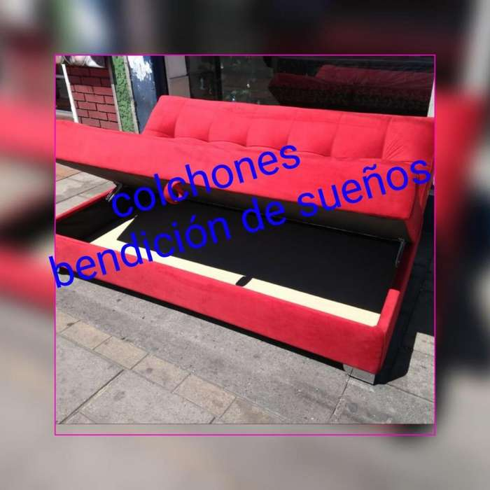 sofa cama reclinable baul