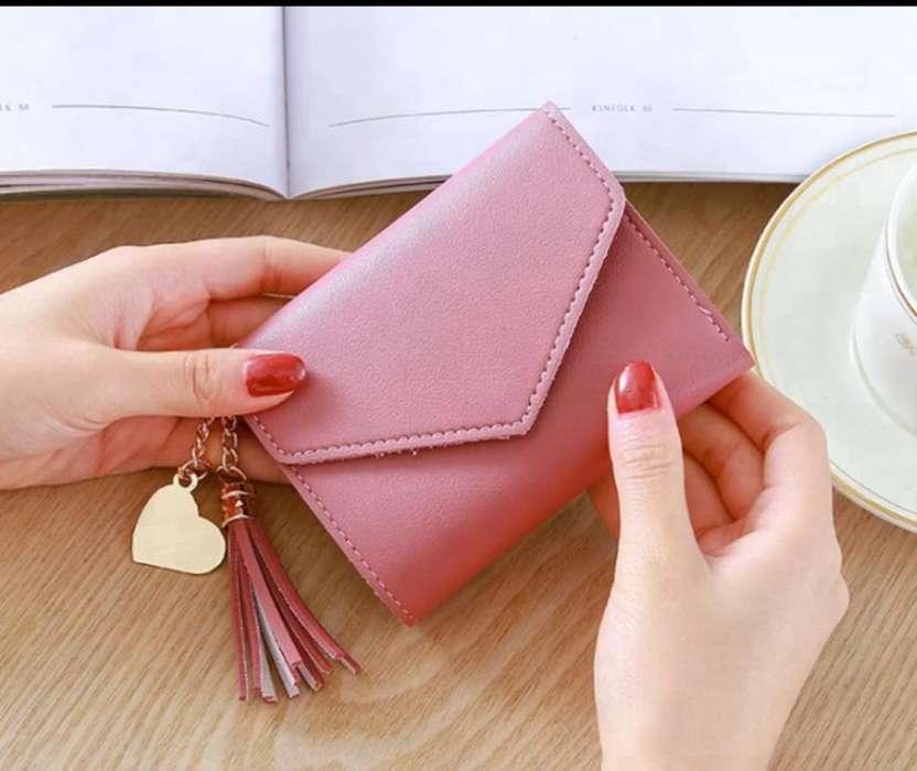Hermosas Billeteras para Mujer