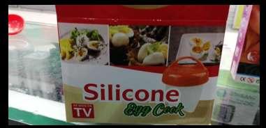 silicon egg cooker