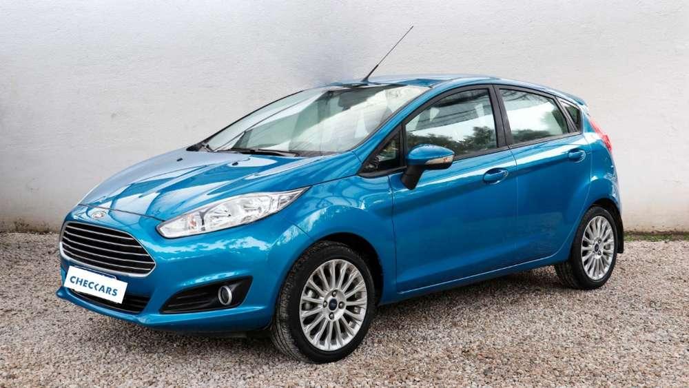 Ford Fiesta Kinetic 2016 - 16360 km