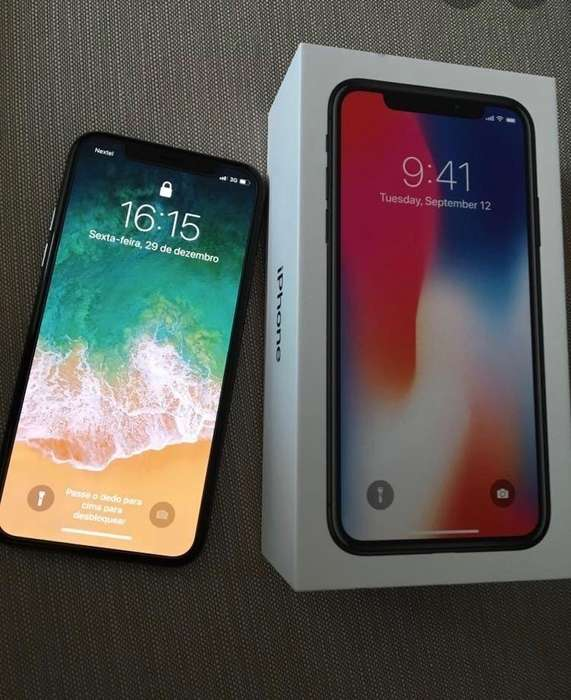 iPhone X 64Gb-Black
