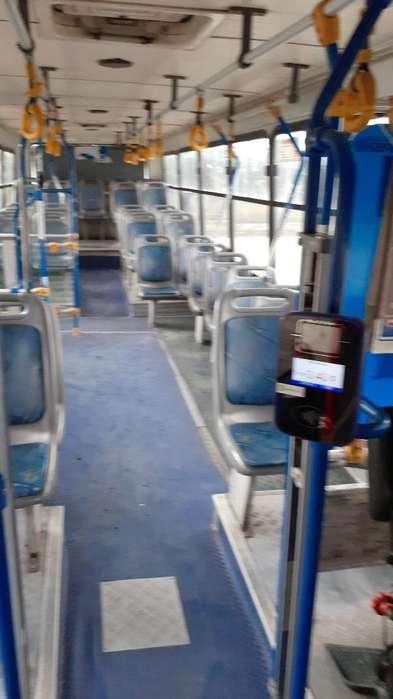 Se Vende Bus Urbano con Puesto de Trabaj