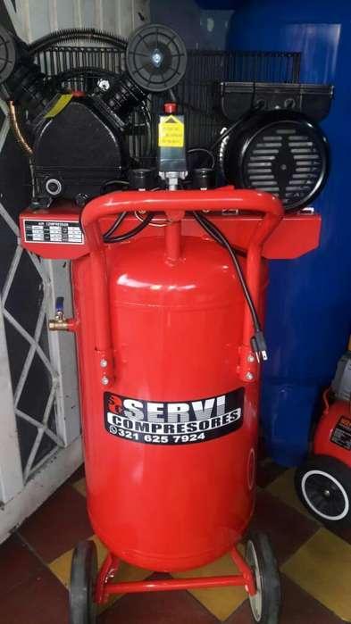 Compresor 150 Libras 2 Hp