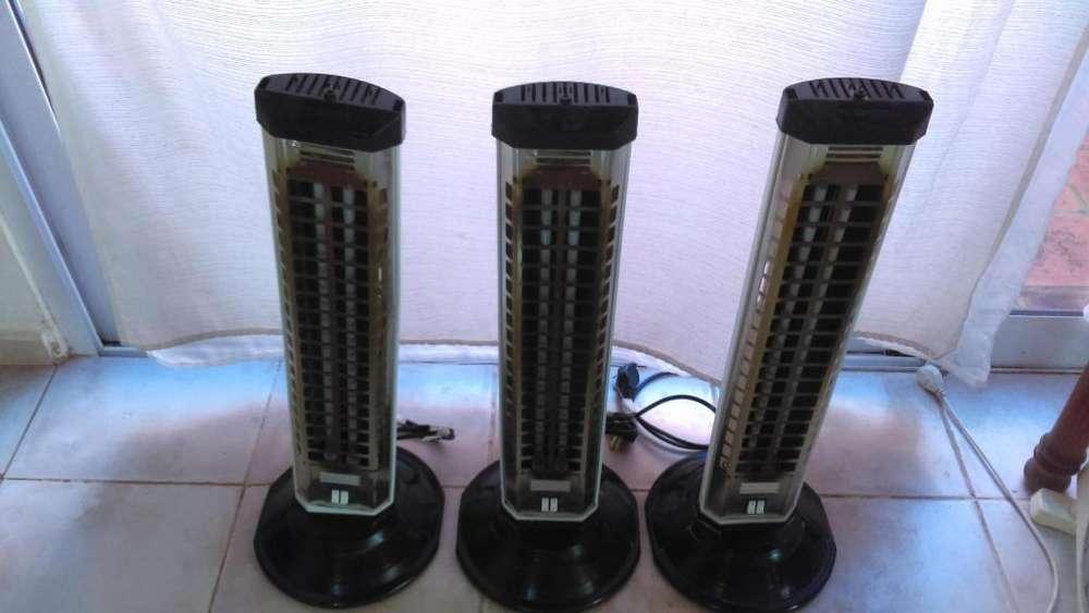 Estufa electrica vertical