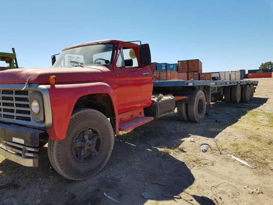 ford 7000 excelente mecanica ,caja y frenos