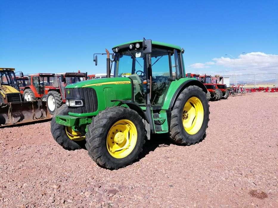 Tractor Agrícola JOHN DEERE 6320