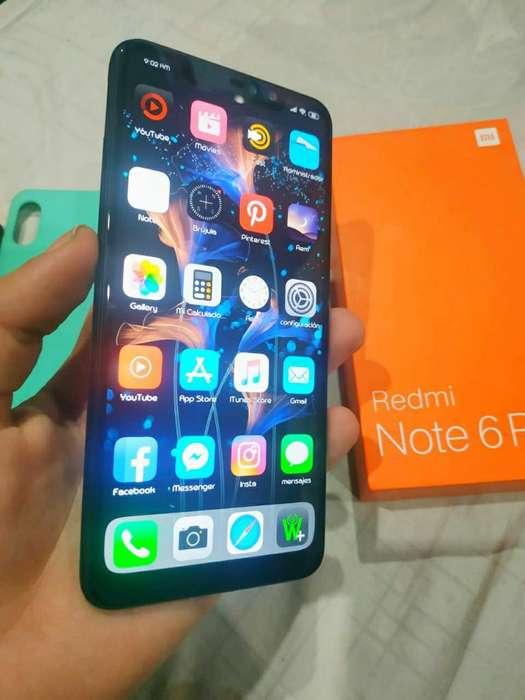 Xiaomi Redmi Note 6 Pro 32gb Negro