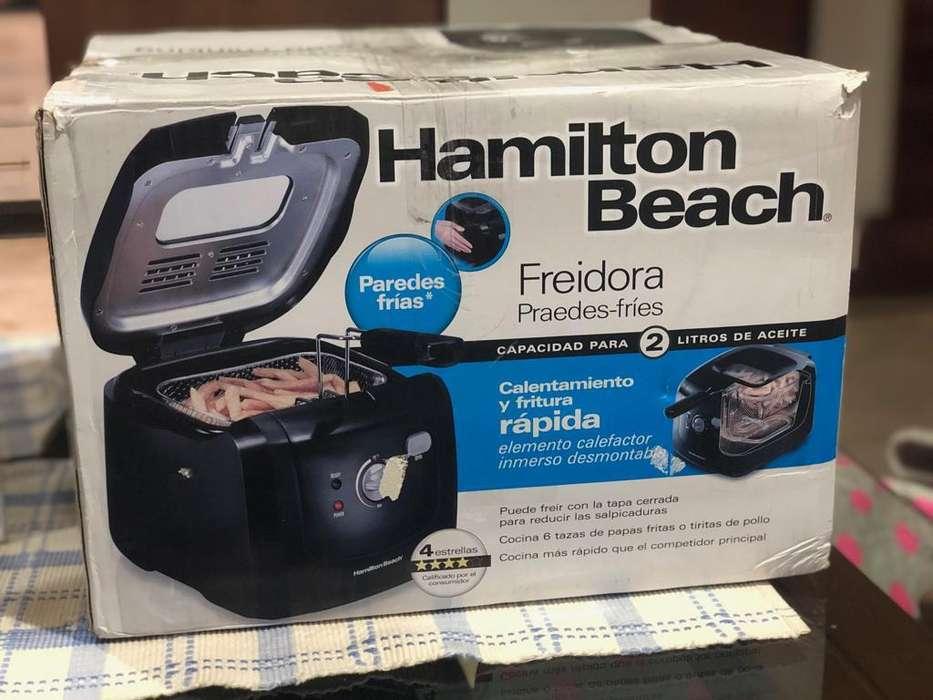 !!GANGA¡¡ VENTA FREIDORA HAMILTON BEACH