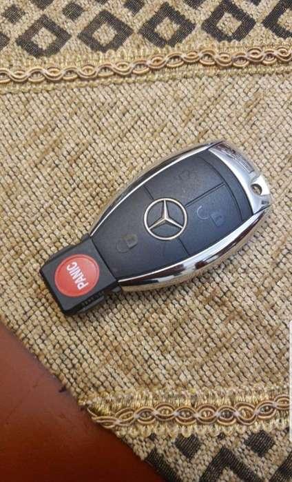 Llave Mercedes Benz para Configurar