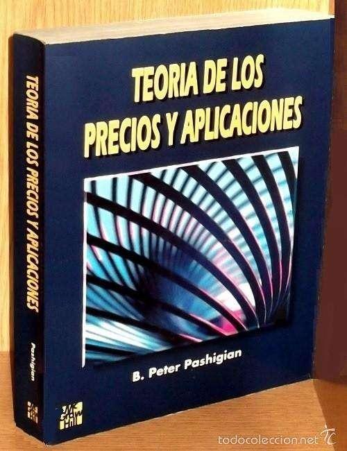 Libro Teoría Del Precio Y Aplicaciones De Peter Pashigian