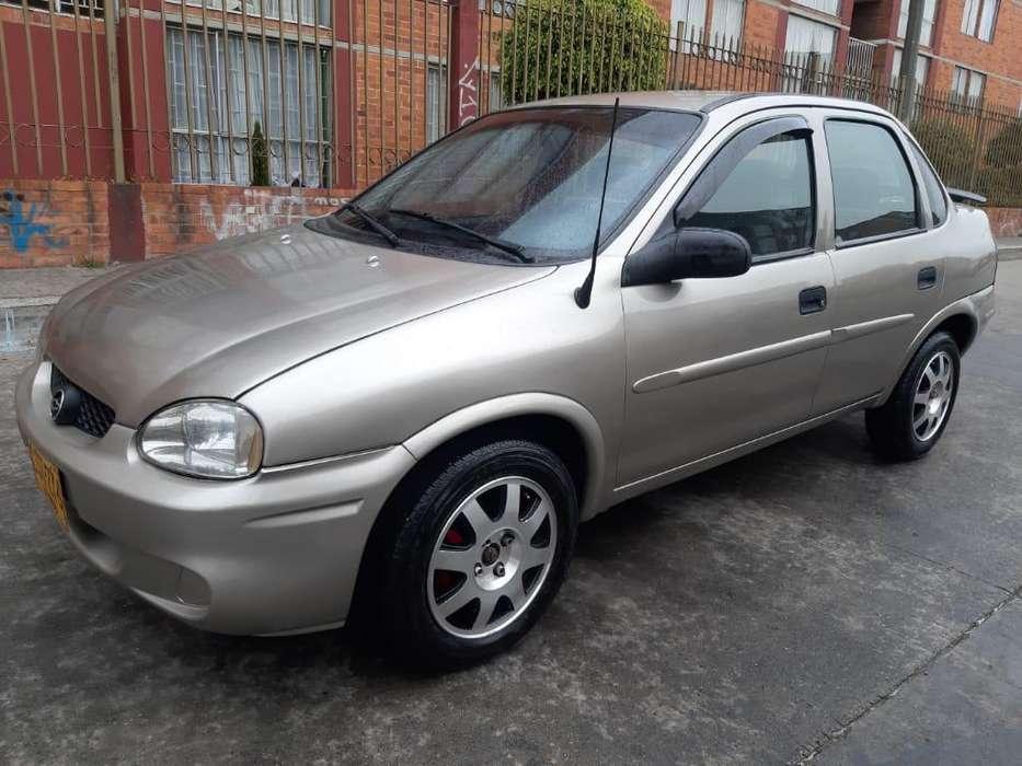 Chevrolet Corsa 4 Ptas. 2001 - 185000 km