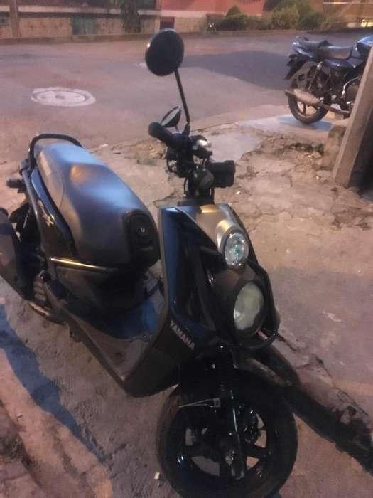 Moto:Bws X Modelo 2015