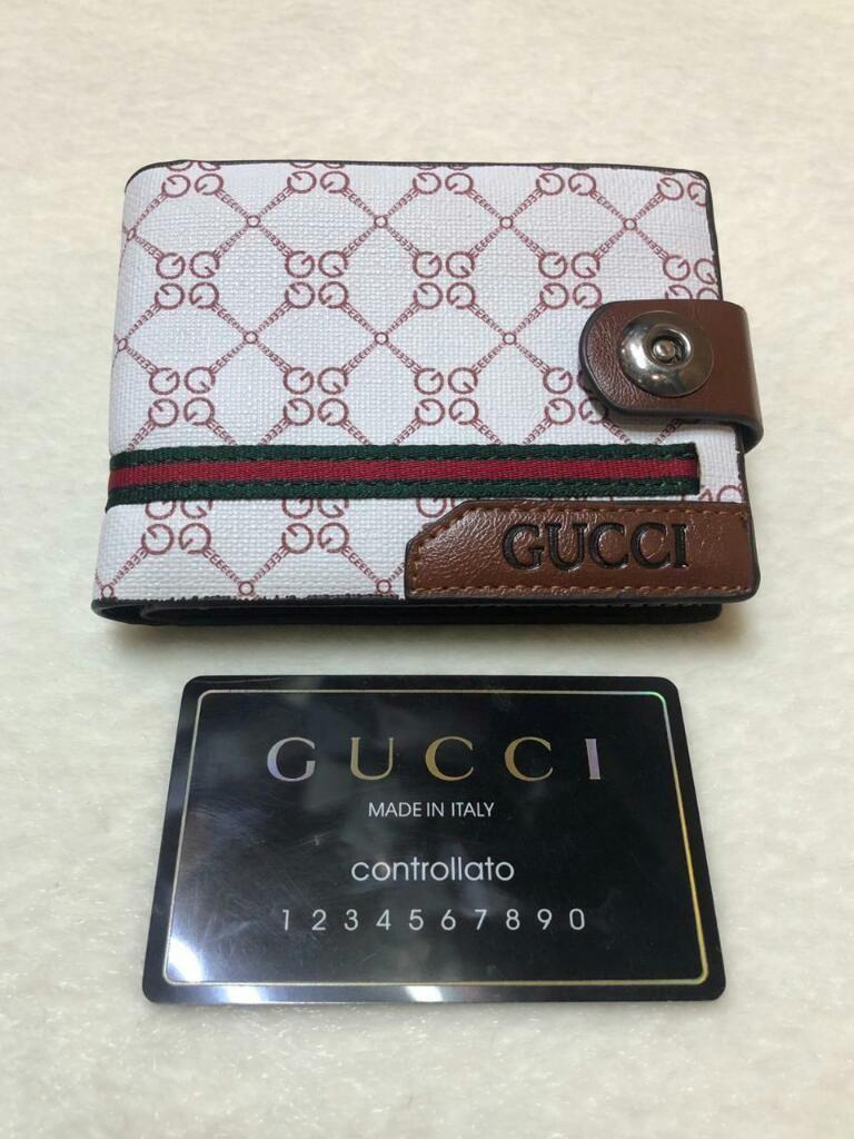 1154b9332 S/.150. Billetera Gucci