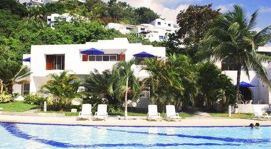 Hospedaje En Green 9 Same Spa & Beach Resort - <strong>casa</strong> Blanca