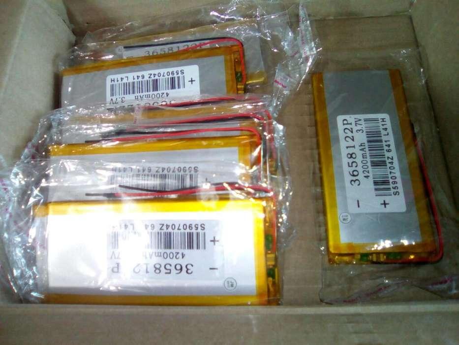 Baterías 4200 Mah para Tablet Y Celular