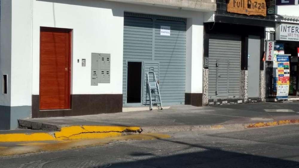 Alquiler Local Comercial Av. 28 de Julio ILO