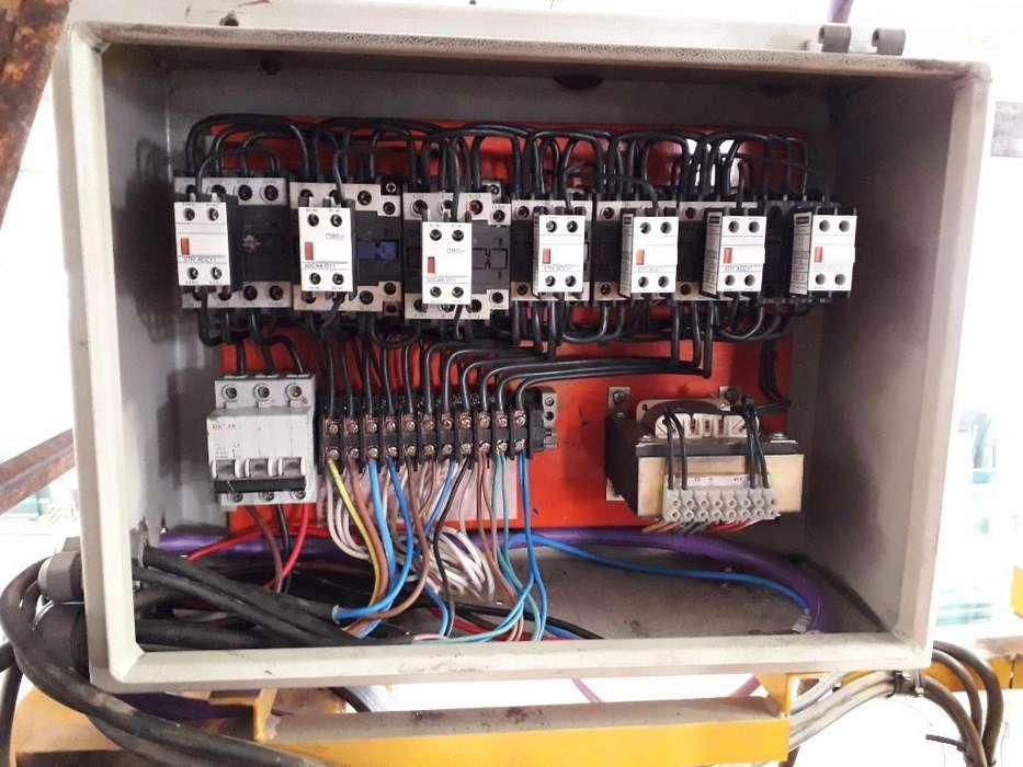 Electricista Industrial Y Domiciliario