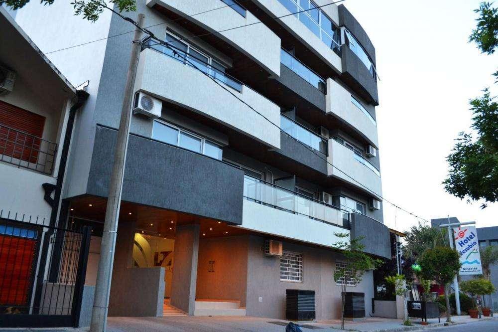 tn53 - Departamento para 2 a 5 personas con pileta y cochera en Villa Carlos Paz