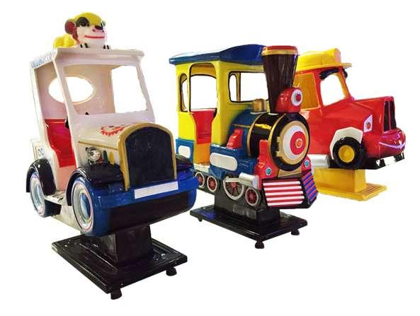 Máquinas Mecánicas, Kiddies Usados, Máquinas Infantiles