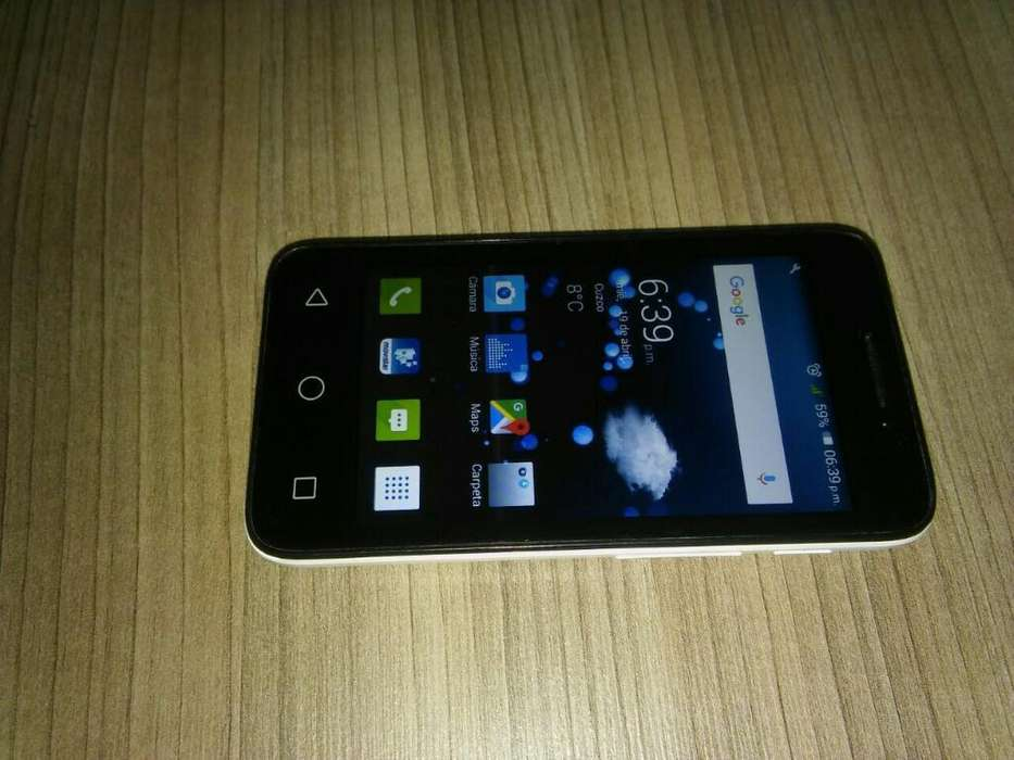 Vendo Un Alcatel Pixi