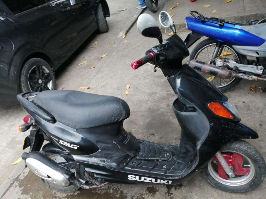 Moto Automatica Suzuki An 100 3103792103
