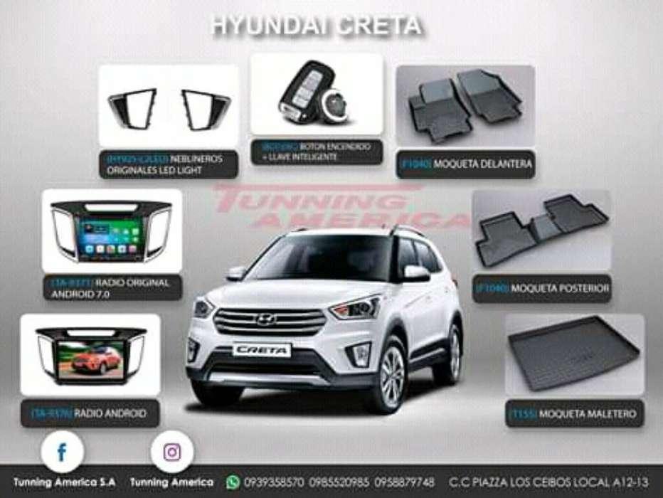Neblineros Creta Hyundai Y Mas <strong>accesorio</strong>