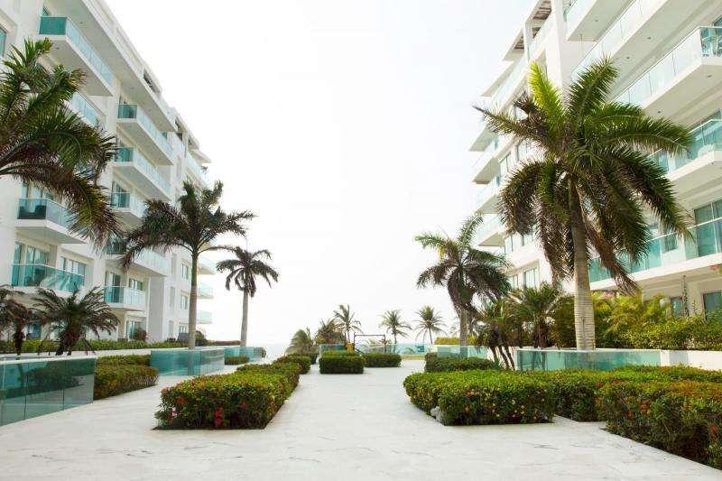 Cod. ABARE73850 Apartamento En Arriendo En Cartagena Anillo Vial