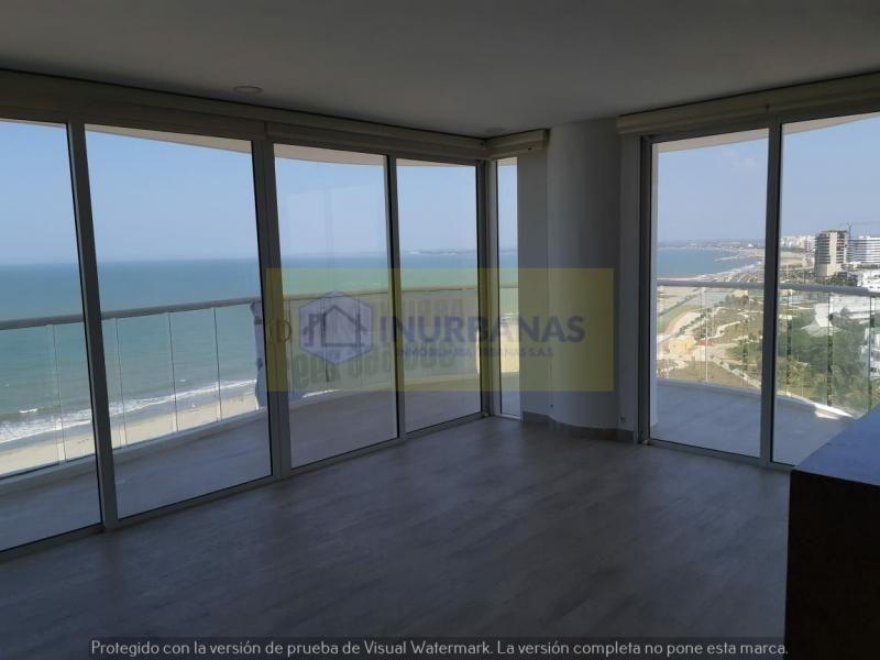 Cod. ABINU20567 Apartamento En Arriendo En Cartagena Crespo