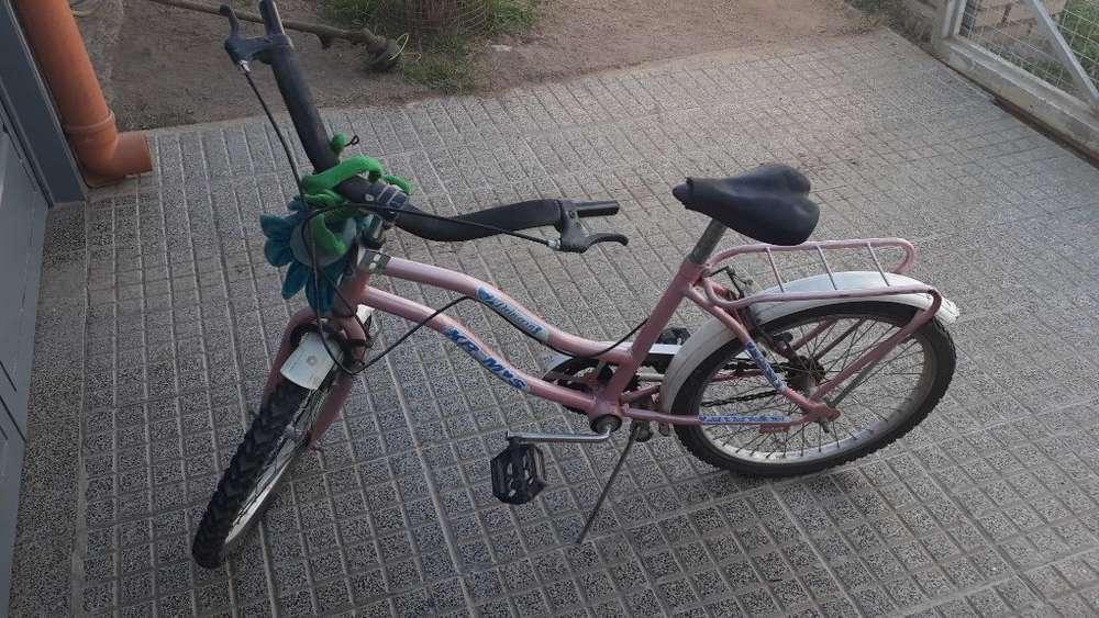 Vendo Bici Nena en Muy Buen Estado