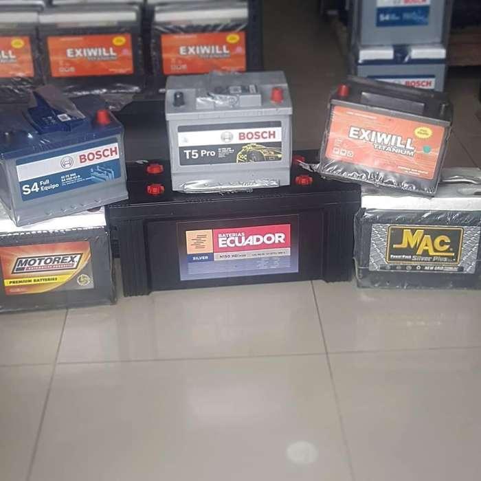 <strong>bateria</strong>s para Autos Servicio a Domicilio