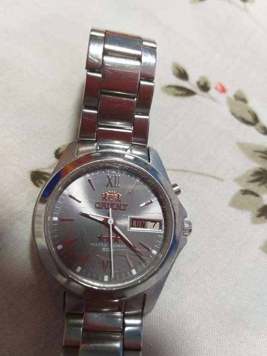 Se Vende Reloj Orient Original