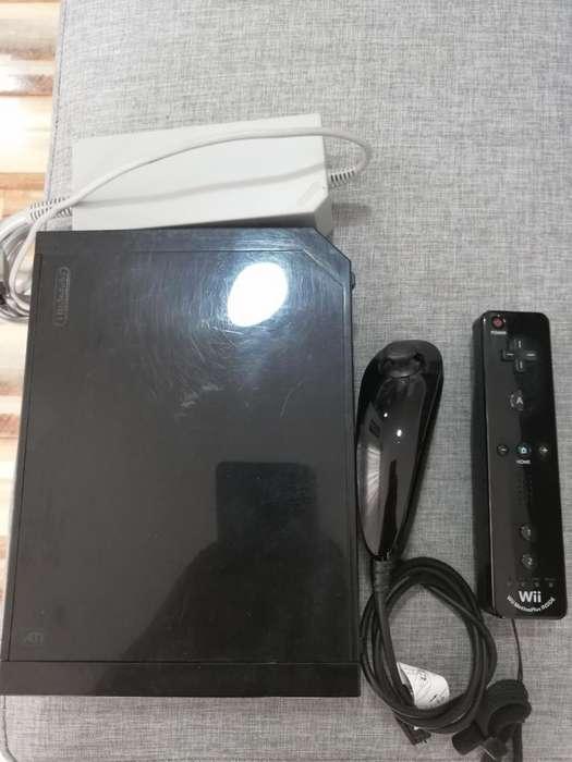 Wii Consola Negra